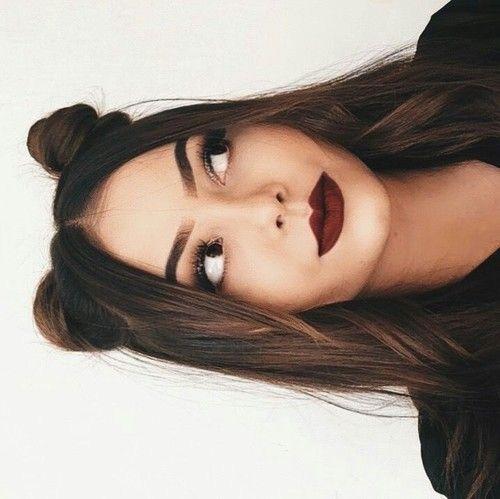 maquiagem tumblr