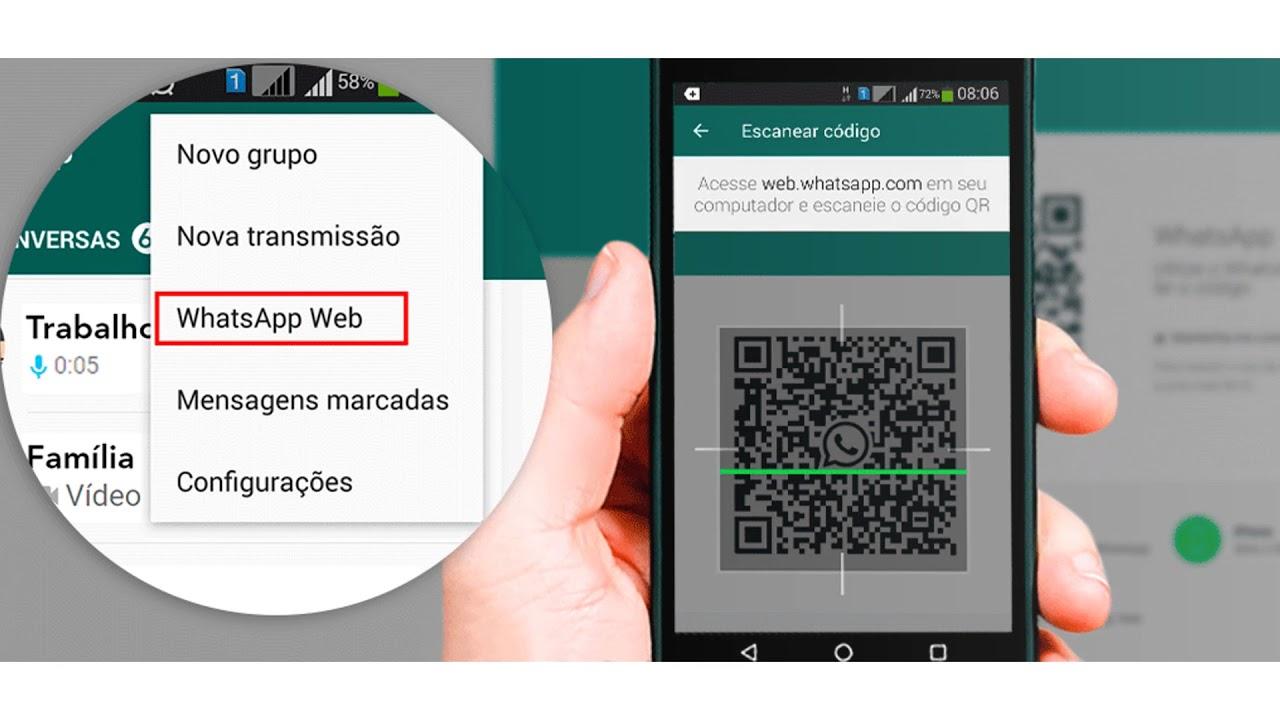 Como hackear WhatsApp pelo celular