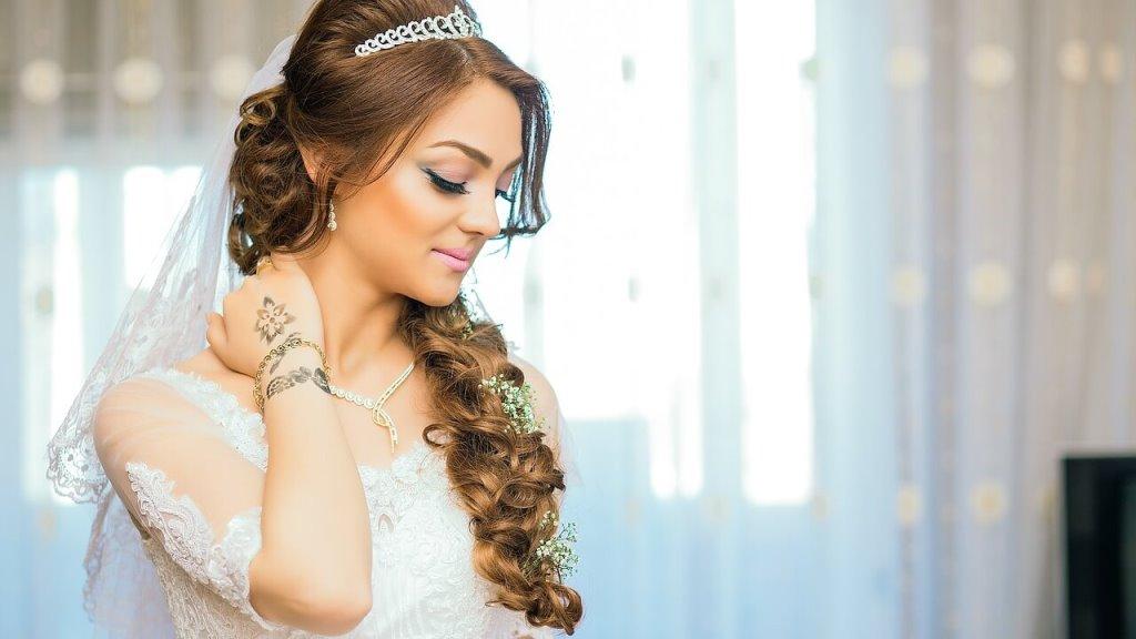 Maquiagem de noiva para casamentos durante o dia