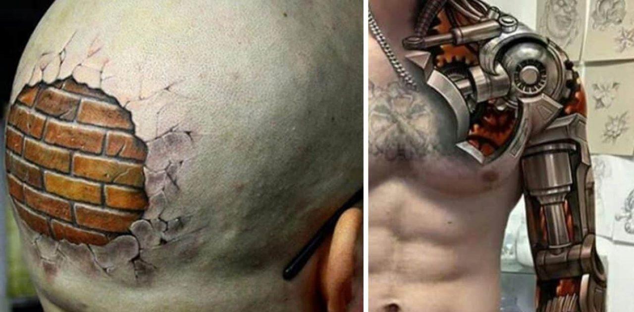 6 inspirações de tatuagens masculinas para quem tem estilo
