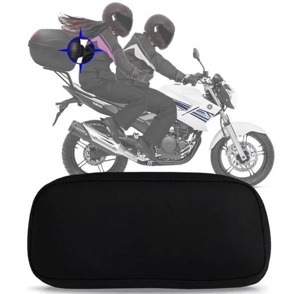 bauleto ideal para viajar de moto