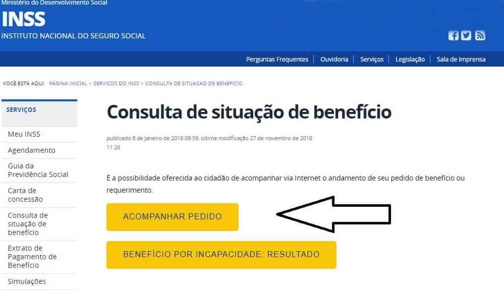 Consultar INSS
